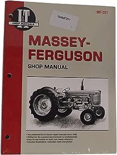 SMMF201 New Massey Ferguson Shop Manual 1080 1085 1100 1105 1130 1135 1150 65 +