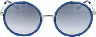 Luxury Fashion   Liu Jo Womens LJ696S429 Blue Sunglasses   Fall Winter 19