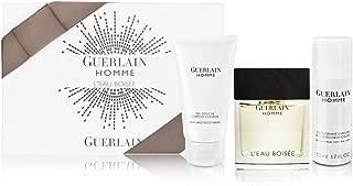 Guerlain Homme L'eau Boisee 3 Piece Gift Set