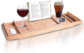 Perfect Life Ideas Organic Bathtub Tray