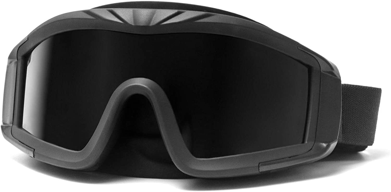 QWORK Outdoor Max 81% OFF Sports Military Airsoft Max 41% OFF Tactical In 3 Goggles with