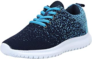 👏 Happylove 👏 Women's Running Shoe,Sneakers Ultra Lightweight Breathable Knitted Athletic, Comfortable Sneakers