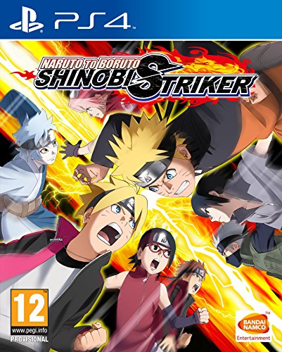 Naruto to Boruto: Shinobi Striker - PlayStation 4 [Importación inglesa]