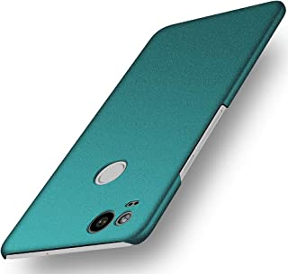 Avalri Thin Fit Google Pixel 2 Case with Matte Surface and Minimalist for Google Pixel 2 2017 (Matte Green)