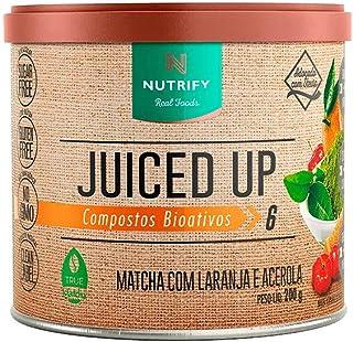 Juiced UP (200g) - Matcha c/ Laranja e Acerola, Nutrify