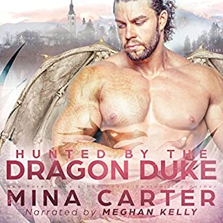 Hunted by the Dragon Duke     Dragon's Council, Book 1              Autor:                                                                                                                                 Mina Carter                               Sprecher:                                                                                                                                 Meghan Kelly                      Spieldauer: 2 Std. und 22 Min.     Noch nicht bewertet     Gesamt 0,0