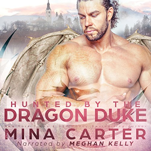 Hunted by the Dragon Duke audiobook cover art