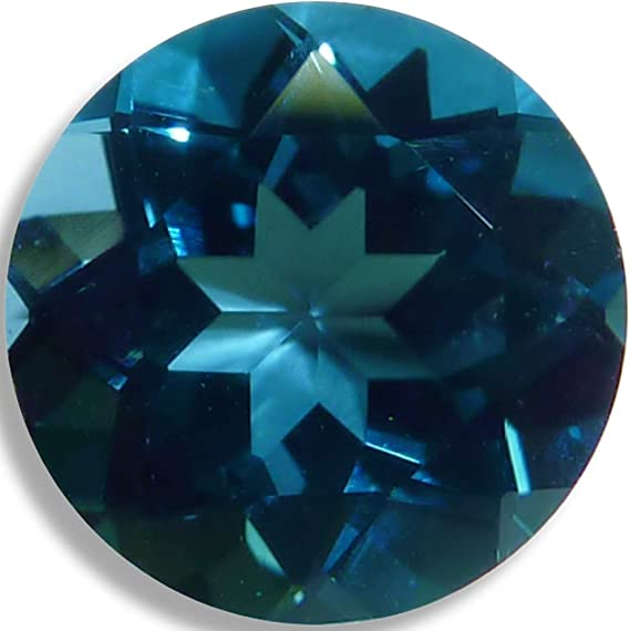 Details about  /SALE! GREAT Lot of Natural Blue Topaz 6x6 mm Round Cabochon Loose Gemstone
