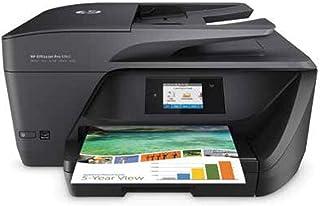 HP OfficeJet Pro 6960 多合一 打印机 黑色 18 S./Min