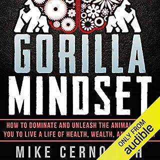 Gorilla Mindset cover art