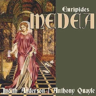Medea                   By:                                                                                                                                 Euripides                               Narrated by:                                                                                                                                 Judith Anderson,                                                                                        Anthony Quayle                      Length: 1 hr and 8 mins     7 ratings     Overall 4.3