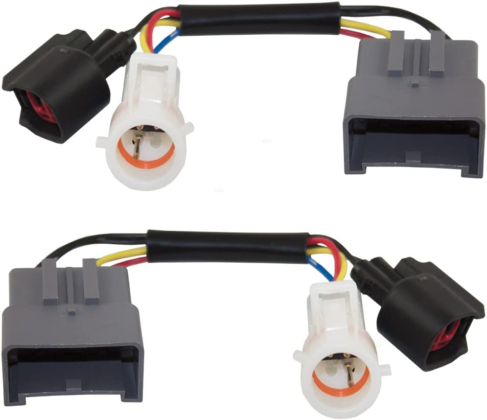 Amazon.com: Tow Mirror Upgrade Adapters Harness Connectors w/Power Heat Set  Replacements for Ford Excursion Super Duty Pickup Truck 1C3Z 14A411 AA:  Automotive | Ford F250 Mirror Wiring |  | Amazon.com