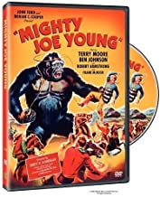 Mighty Joe Young by Turner Home Ent by Ernest B. Schoedsack
