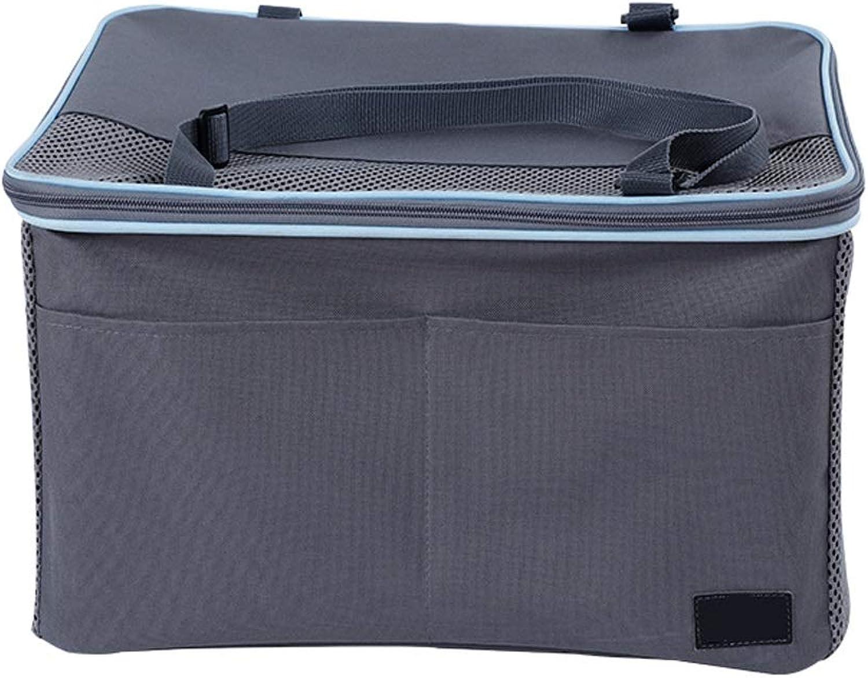 Pet Car Dog Pad, Dog Car Pad Dog Safety Seat Teddy Out Portable Car Bag