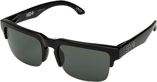 Black/HD Plus Gray Green