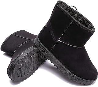 Frieed Bottes de Chauffage électrique d'hiver Femmes Neige Chaussures USB Puissance Semelles chauffées chauffées Durable (...