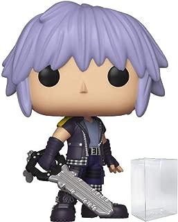 Funko Pop! Disney: Kingdom Hearts 3 - Riku Vinyl Figure (Includes Pop Box Protector Case)