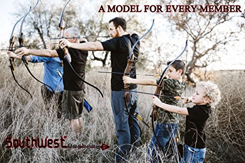 Southwest Takedown Recurve Bow