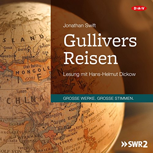 Gullivers Reisen  By  cover art