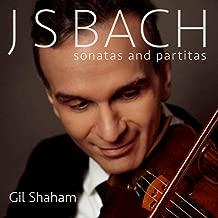 Digital Booklet: Bach: Sonatas and Partitas, BWV 1001 - BWV 1006