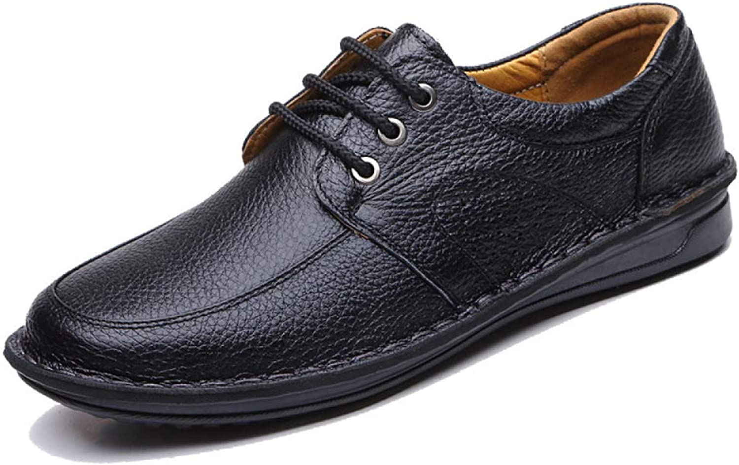 Men's shoes Fashion Casual shoes Sewing In The Elderly Wear-resistant Non-slip