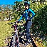 Jumpsuit de ciclismo Impreso completo Mono Jersey Jersey...