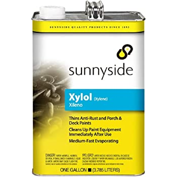 Sunnyside Corporation 822G1S Xylol/Xylene Paint Thinner, Gallon, 4 Pack