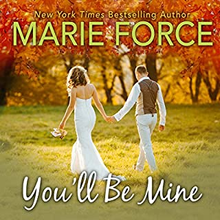 You'll Be Mine audiobook cover art