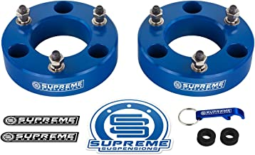 Supreme Suspensions - Front Lift Kit for 2007-2019 Chevrolet Silverado 1500 and GMC Sierra 1500 3