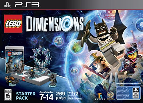 Take-Two Interactive LEGO Dimensions - Juego (PlayStation 3)