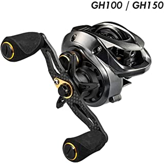 Queentres Spinning Fishing Reel Carp Baitcast Casting Fishing Reels for Inshore Boat Rock Freshwater Saltwater Fishing