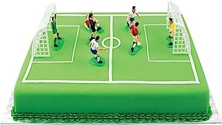 PME FS009 Kit Calcio per Decorazione Torte, alluminio, Multicolore