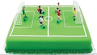 Mejor Tarta Fondant Campo De Futbol de 2020 - Mejor valorados y revisados