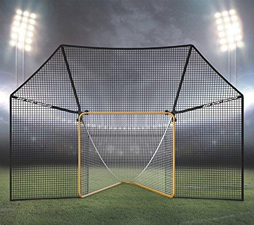 Smart Backstop for Lacrosse Goals, GEN 4
