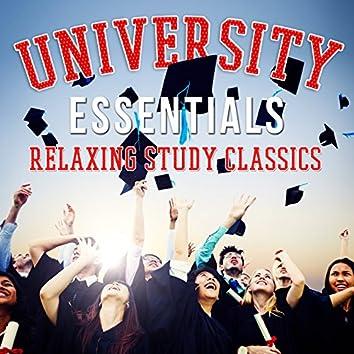 University Essentials: Relaxing Study Classics