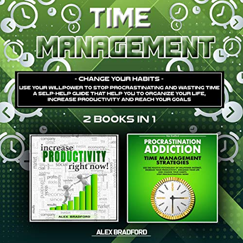 Time Management: Change Your Habits cover art