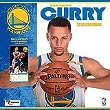 Golden State Warriors Stephen Curry 2018 Calendar