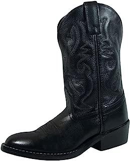 Kids Denver Leather 9.5M,Black