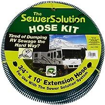 GEN RV Sewer Hose Motorhome Sewer Solution Extender Hose (The Sewer Solution Hose 10' Extension)