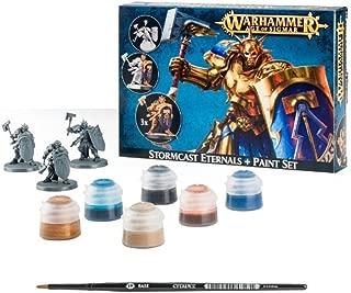 Stormcast Eternals and Paint Set