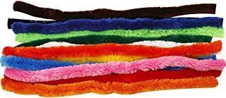 Pipe Cleaners, thickness 25 mm, L: 45 mm, asstd colours, 60asstd