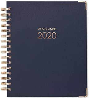 AT-A-GLANCE 2020 Weekly & Monthly Planner, Hardcover, 7
