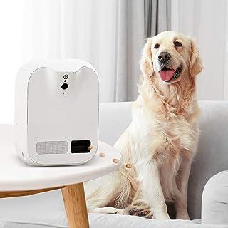 PaWz Smart Pet Feeder Camera Dog Cat Automatic Food Dispenser Portable WiFi