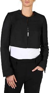 جاكيت غيس W83N16 الرسمي للنساء لون أسود