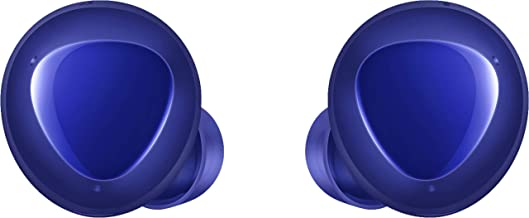Samsung Galaxy Buds+ True Wireless Earbud Headphones - Aura Blue (Renewed)
