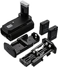 Powerextra Battery Grip + 2 × High Capacity 1500mAh EN-EL14/EN-EL14A Battery + AA-Size Battery Holder with Infrared Remote Control for Nikon D3100/D3200/D3300/D5300 Digital SLR Camera