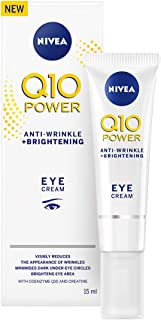 Nivea Q10 Power Bright Eye Cream, Anti-Wrinkle + Firming,
