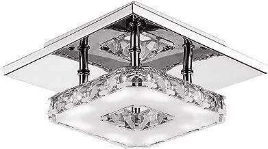 Ceiling Lights Indoor Crystal Lighting LED Luminaria Modern LED Ceiling Lamp For Living Dining Bed Room Home Decoration