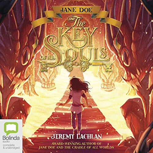 Jane Doe and the Key of All Souls cover art