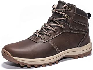 comprar comparacion Trekking Botas Hombre Impermeables Zapatillas de Senderismo Deportes Exterior Sneakers 39-48